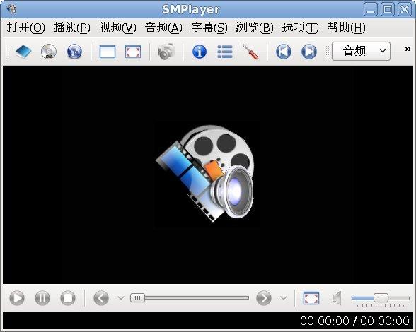 SMPlayer 程序界面 [图]