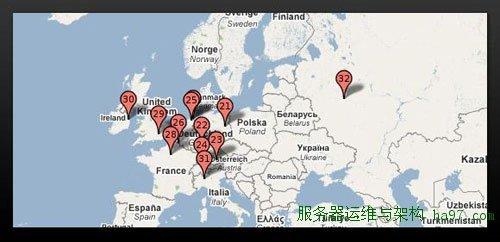 Google数据中心-欧洲