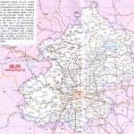 北京地图 全图