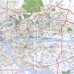 guangzhou广州地图市区城区地图