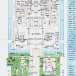 故宫地图全图 故宫平面图