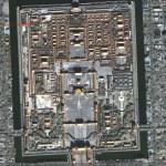 故宫地图卫星图