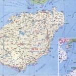 hainan海南省地图