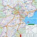 hebei河北省地图