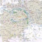 合肥地图合肥市区城区图